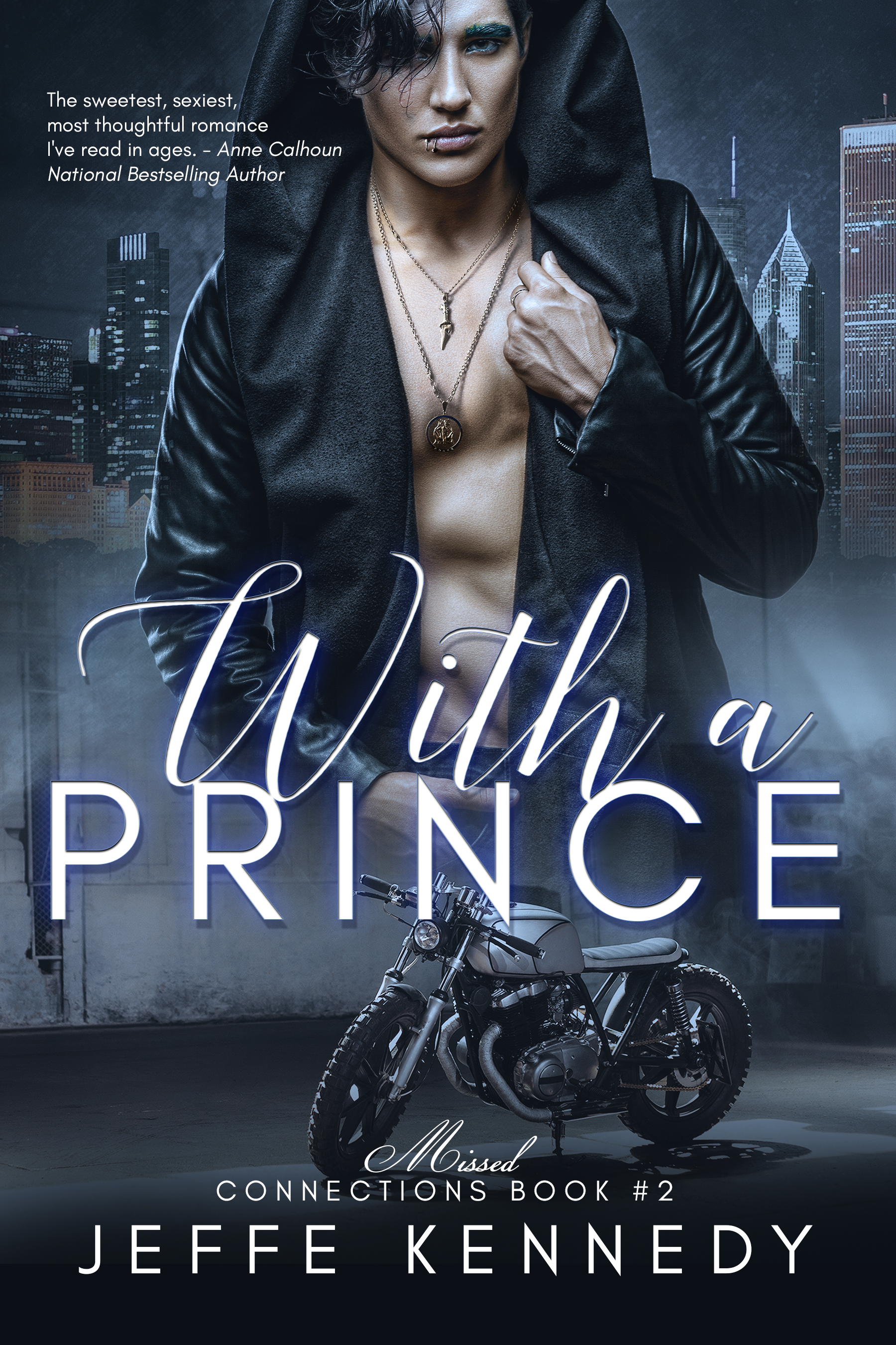 1 With a Prince E-Book Cover