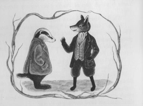 Fantastic Mr Fox Jeffe Kennedy Blog