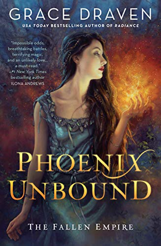 cover of Phoenix Unbound by Grace Draven